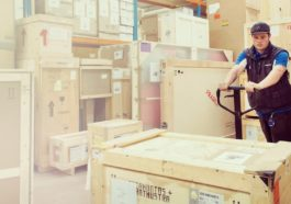 Safe Handling of Goods in Logistic or Storage